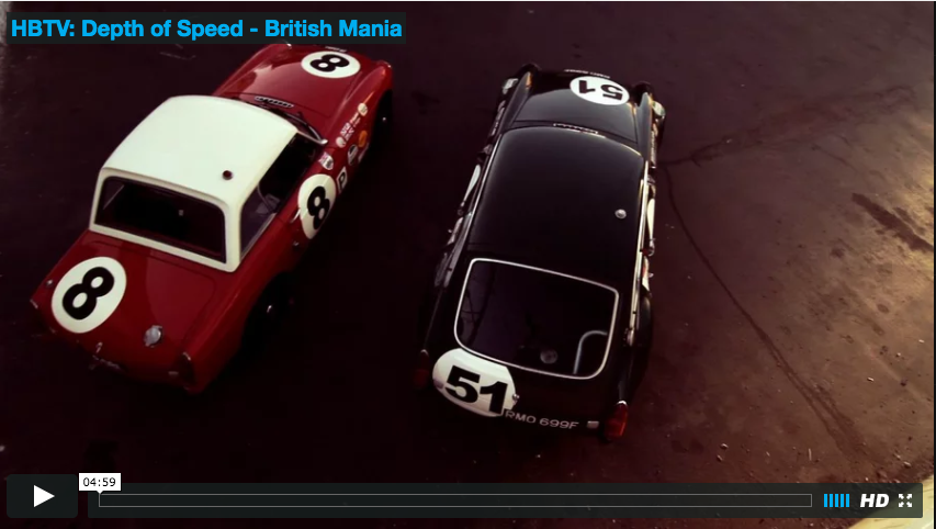 VotW - Depth of Speed - British Mania