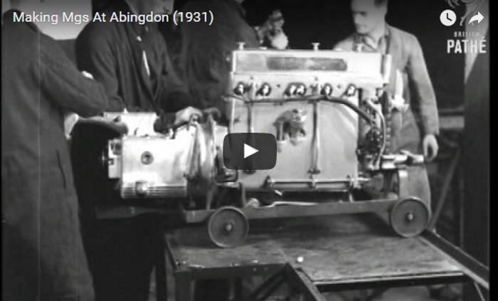 VotW - Making MGs At Abingdon