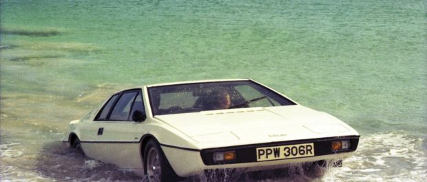 James Bond Lotus Esprit S1