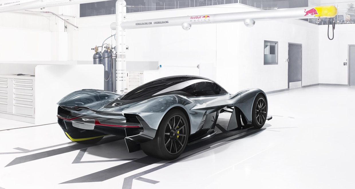 AM-RB 001 Aston Martin Red Bull to Make North American Debut