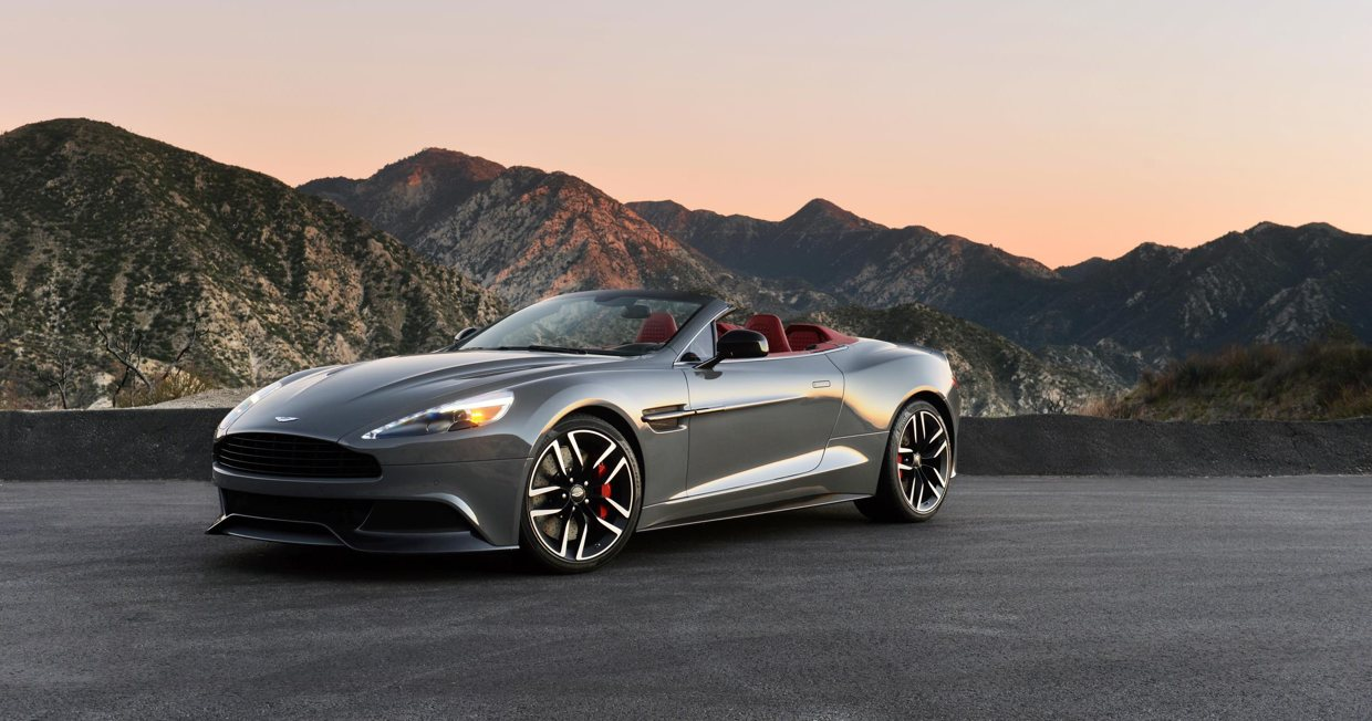 Aston Martin Vanquish Volante - Pro-Owned Program Announced