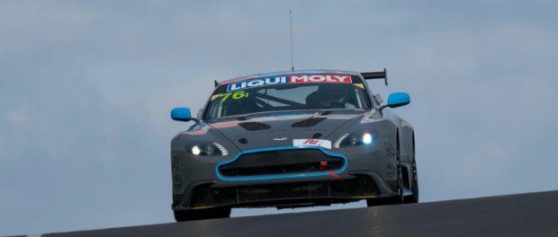 Aston Martin's Vantage GT8 to take on Bathurst 12-Hours