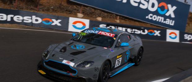 Aston Martin's Vantage GT8 to take on Bathurst 12-Hours 2