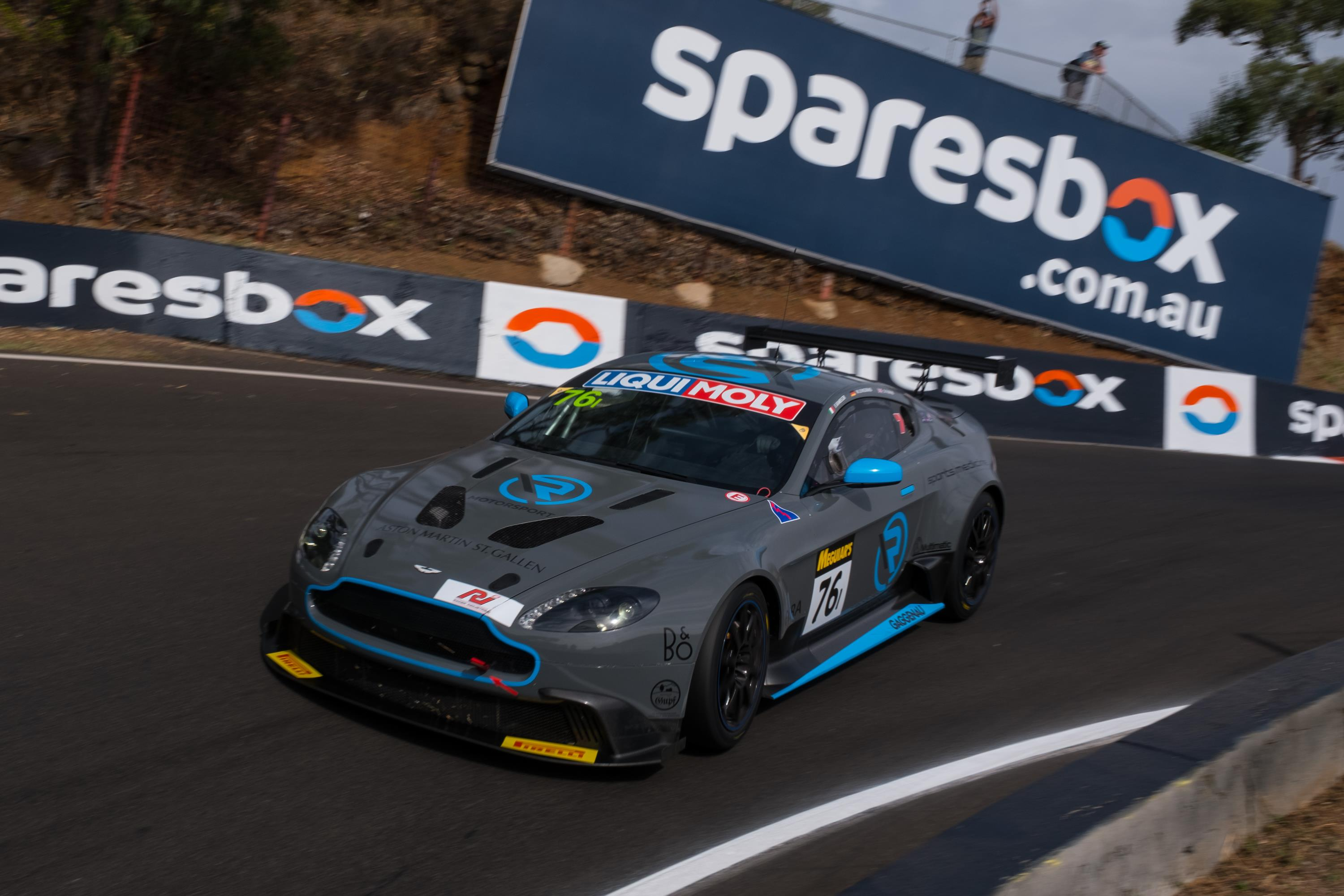 Aston Martin's Vantage GT8 to take on Bathurst 12-Hours 2