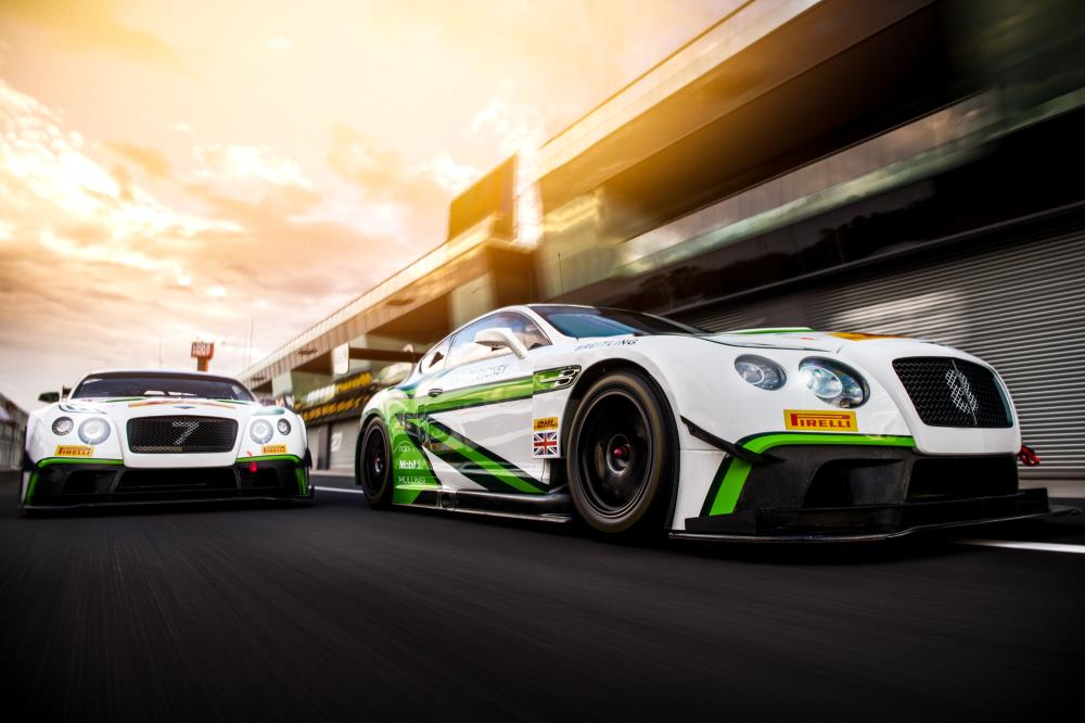 Bentley Motorsport returns to contest Bathurst 12 Hours