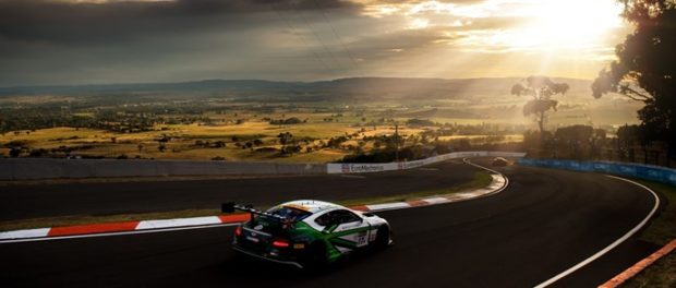 Bentley Wins Podium Finish at Bathurst 12 Hours