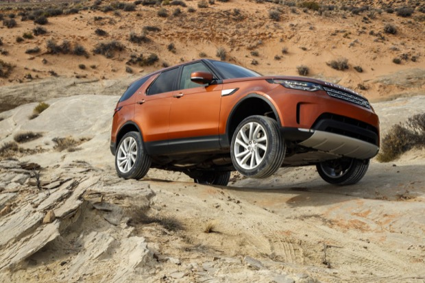 Discovery Namib Orange