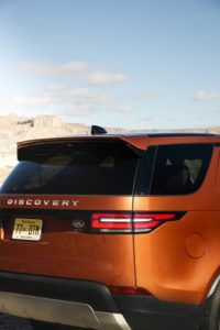 Discovery Namib Orange
