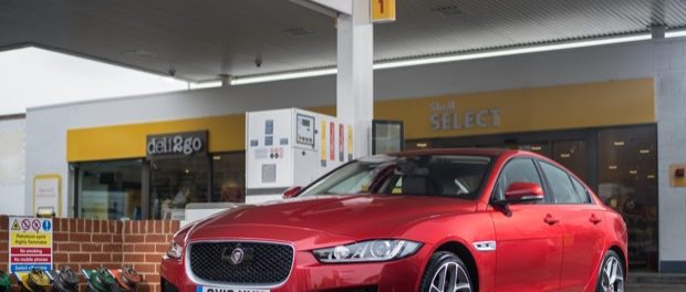 JAGUAR AND SHELL LAUNCH WORLD'S FIRST IN-CAR PAYMENT SYSTEM