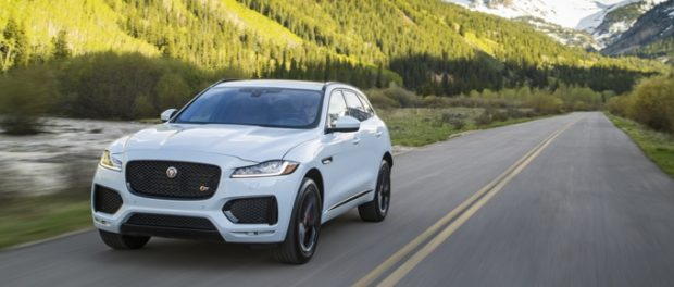 Jaguar F-Pace Named Best Luxury Utility by MotorWeek