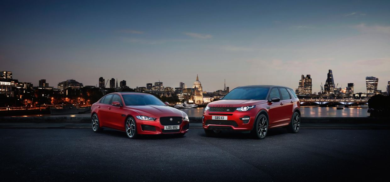Jaguar Land Rover Releases January 2017 Sales Figures