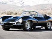 1950 Jaguar XKSS Set to become Most Expensive British Car