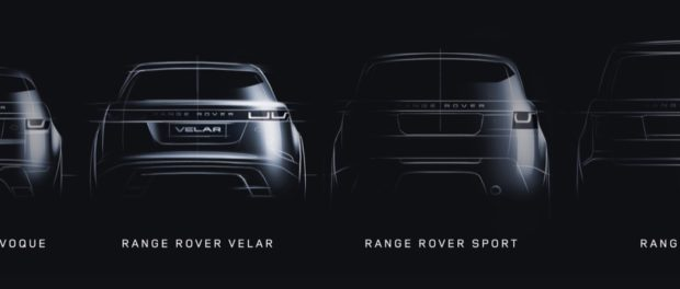 Land Rover Introduces the Range Rover Velar 1