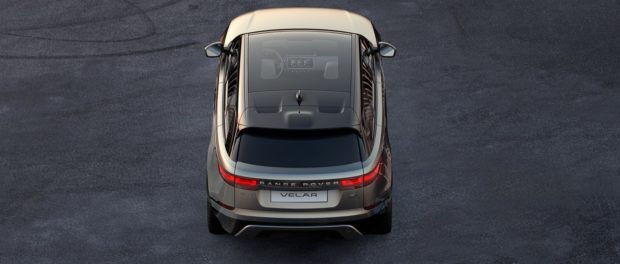 Land Rover Introduces the Range Rover Velar 3
