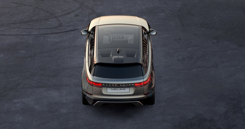 Land Rover Introduces the Range Rover Velar 3