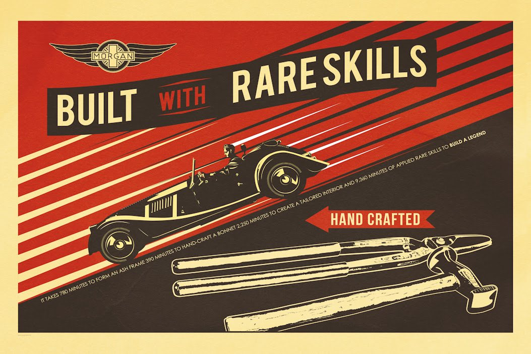 Morgan Releases Lines of Historic Posters