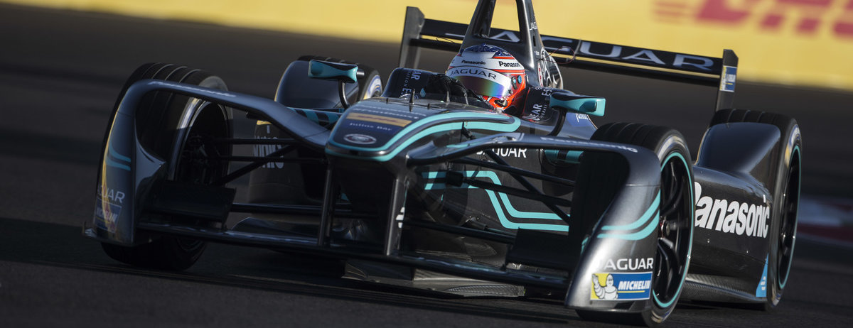 Panasonic Jaguar Racing Returns to the Track in Argentina FIA Formula E