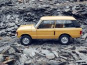 Range Rover Reborn Set for 2017 at Salon RC¦ºtromobile