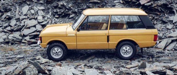 Range Rover Reborn Set for 2017 at Salon RC¦ºtromobile