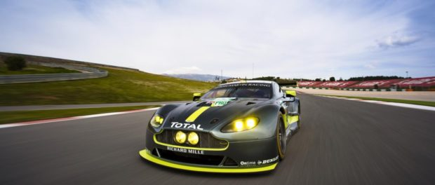 Aston Martin Racing unveil 2017 challenger and Le Mans line-ups 2