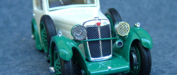 1933 MG F1 Magna front #2 3M
