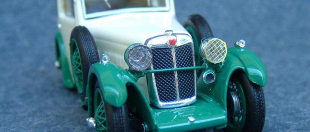 1933 MG F1 Magna front #2 3M