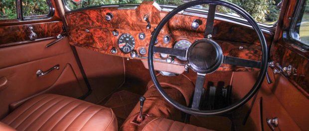 1948 Jaguar MkIV 5