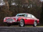 1971 Aston Martin DB6 MKII Vantage
