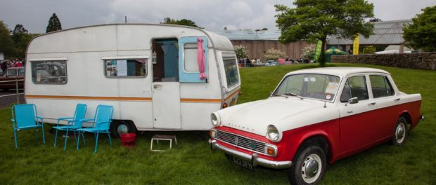 2016 Spring Autojumble - Retro Caravan Club 1