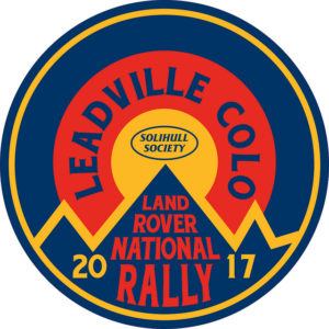 2017 Land Rover National Rally