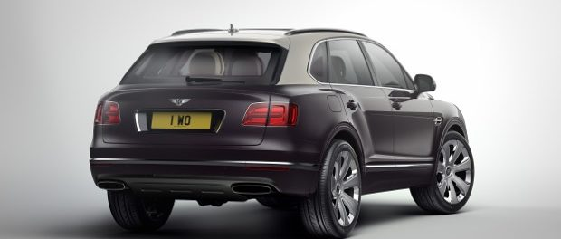 Bentley Announces the Bentayga Mulliner - Ultimate Luxury SUV