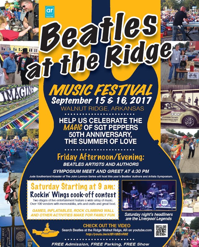 Beatles at the Ridge - Walnut Ridge, AR