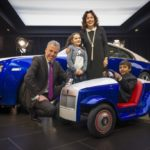 Big Unveil for Smallest Rolls Royce 11