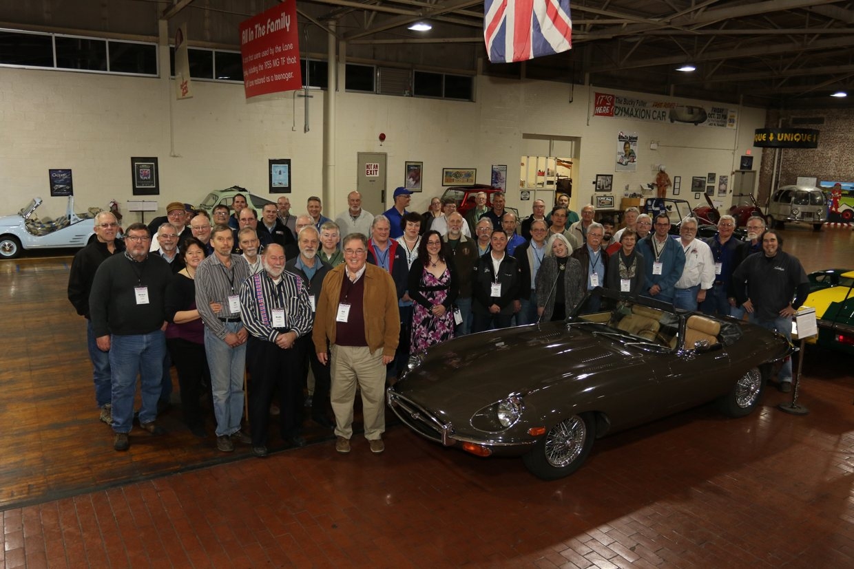 British Motor Trade Association Convention