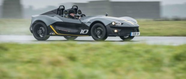 British sports car maker Zenos cars saved from administration