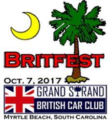 Grand Strand Myrtle Beach BritFest