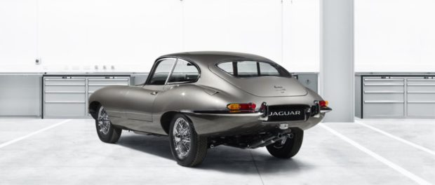 Jaguar E-Type Restoration - E-Type Restorationt