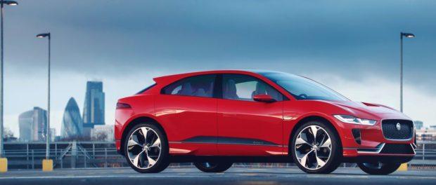 Jaguar I-PACE Concept to Make European Motor Show Debut