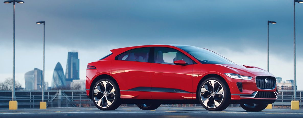 Jaguar I-PACE Concept to Make European Motor Show Debut