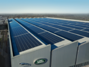 Jaguar Land Rover pledges all power to come from renewable resources