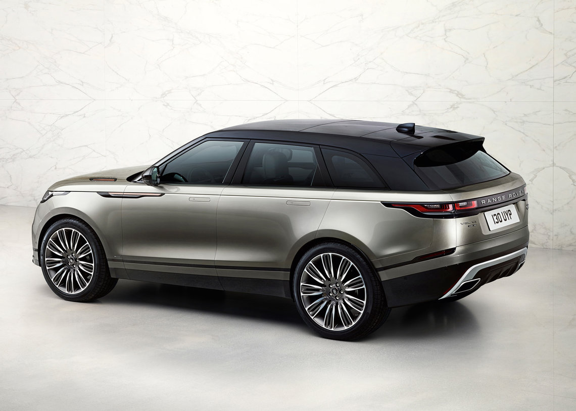 LAND ROVER PRESENTS THE NEW RANGE ROVER VELAR