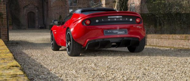 Lotus Elise Sprint 220 Rear Med Res (7)