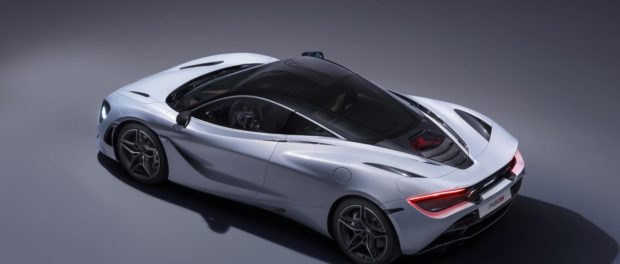 McLaren 720S Revealed in Geneva 2