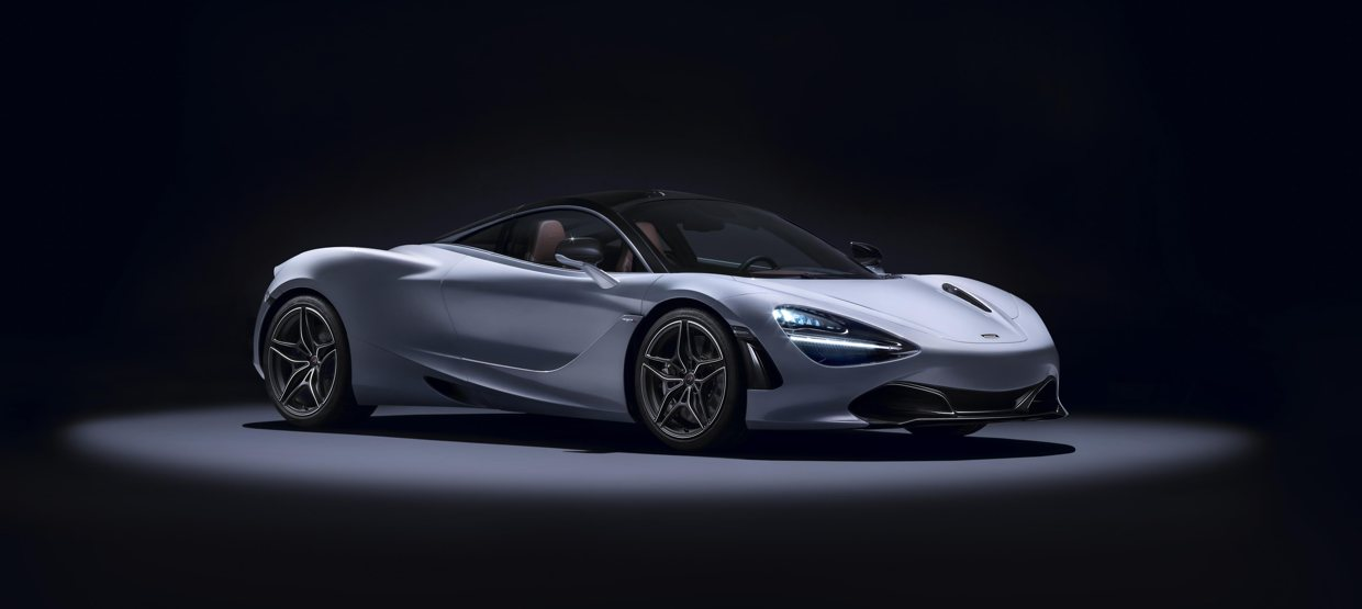 McLaren 720S Revealed in Geneva