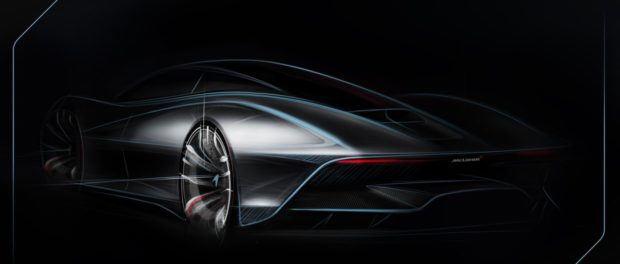 McLaren reveals further details of bespoke 'Hyper-GT' car