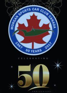 Morgan Sports Car Club of Canada's 50th Anniversary Celebration