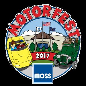 Moss Motorfest Logo 2017