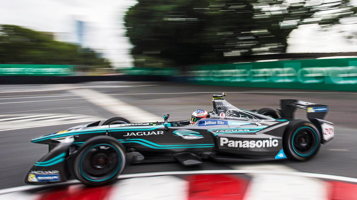 Panasonic Jaguar Racing saw positive results in Argentina and is now heading to Mexico City