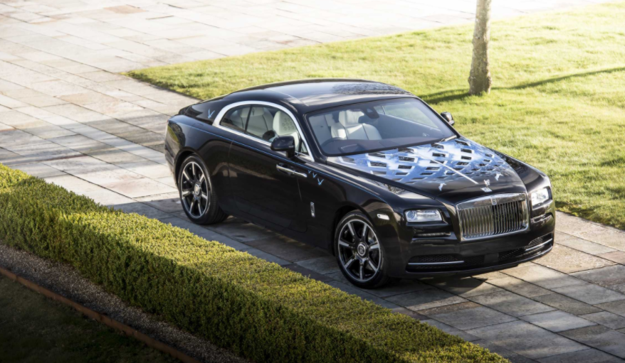 Rolls-Royce Celebrates British Music Legends with Special Editions Wraiths