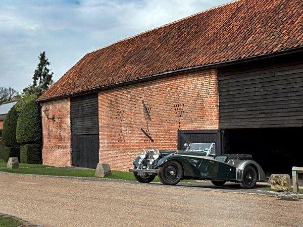 Royal Automobile Club Motor House in Epsom wins Surrey Heritage Award